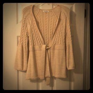 Calvin Klein Wrap Sweater